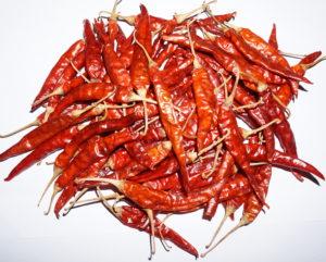 pesticidal property of chili
